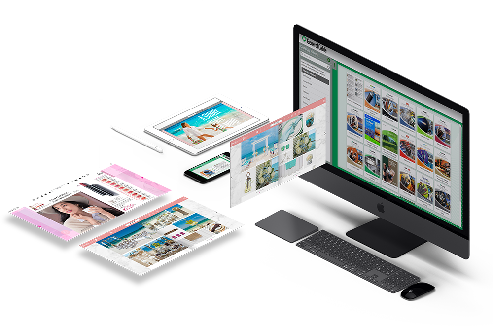 Digital Publishing Solutions that Include Production Services