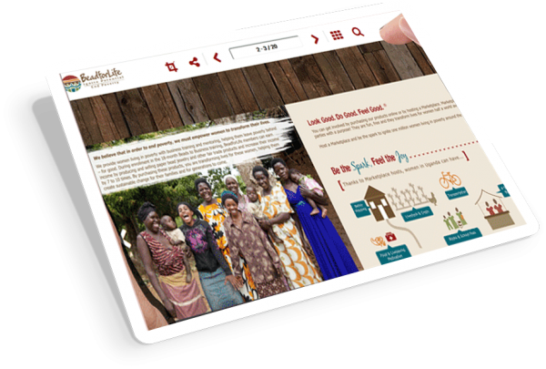 Turn Nonprofit Content Digital with DCatalog