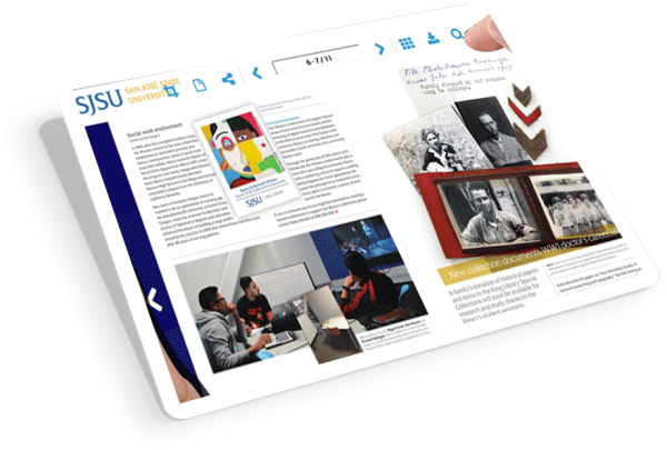 Digital Publishing for Education Content